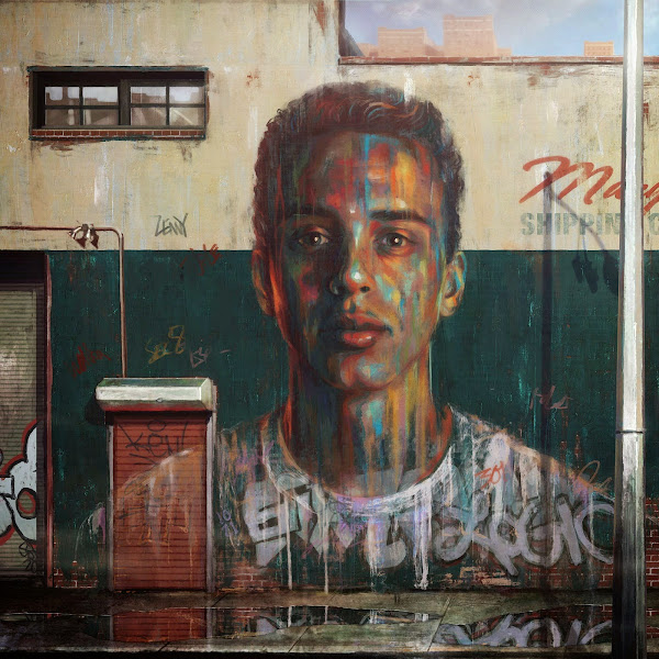 Logic - Under Pressure (Deluxe Version) Cover