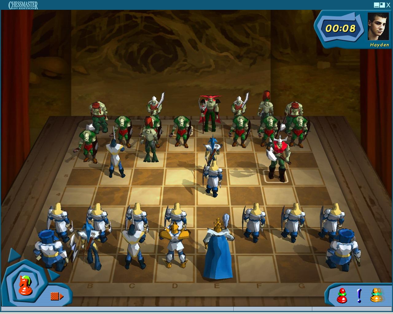 Chessmaster 10th edition demo: ubi soft entertainment software.