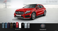 Mercedes AMG GLA 45 4MATIC 2019 màu Đỏ Jupiter 589