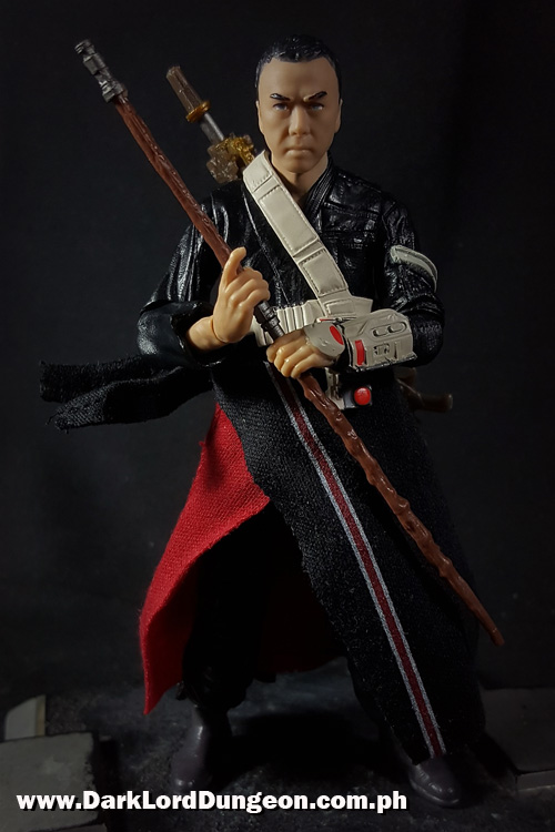 "Chirrut Imwe 6"" Star Wars Black Series Action Figure"