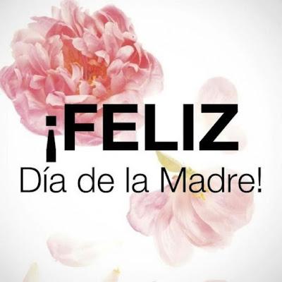 Día de la madre imágenes con flores y frases bonitas