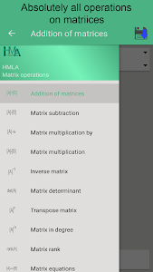Matrix operations premium v5.2.4 [Paid] APK