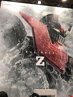 Nuovo poster per Mazinger Z The Movie