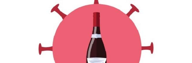 Un nuevo estudio apoya la hipótesis de un efecto protector de los compuestos del vino contra el covid-19