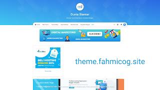 Idblanter Blogger Template Premium Version Free Download