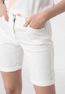 Esprit - Мъжки къси Дънки с обърнат подгъв