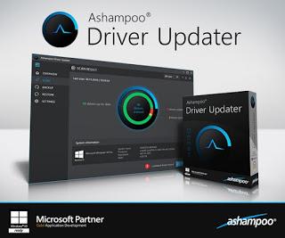 تحميل أقوى برنامج لتحديث جميع تعاريف الحاسوبAshampoo Driver Updater