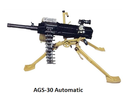 AGS30 Grenade Launcher