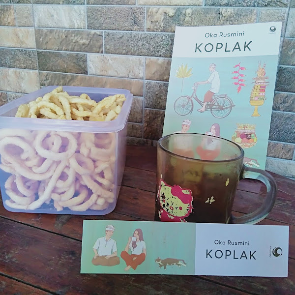 Review Novel Koplak