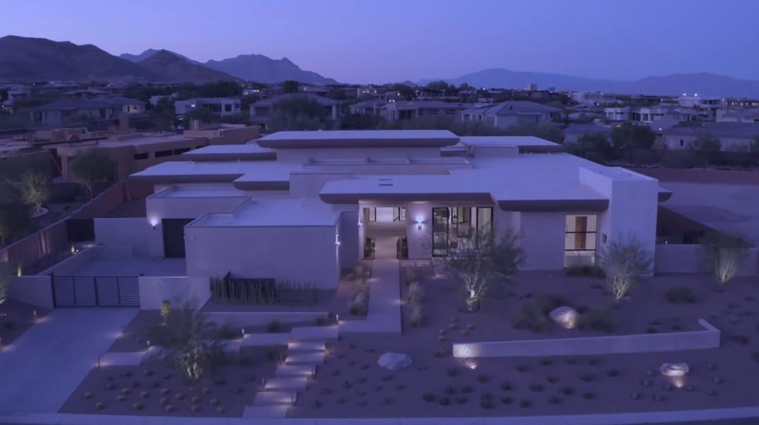 61 Interior Photos vs. 46 Crested Cloud Way, Las Vegas, NV Luxury Modern Mansion Tour