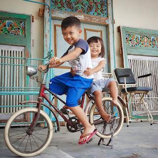 Dijual Sepeda Antik sepeda  polandia