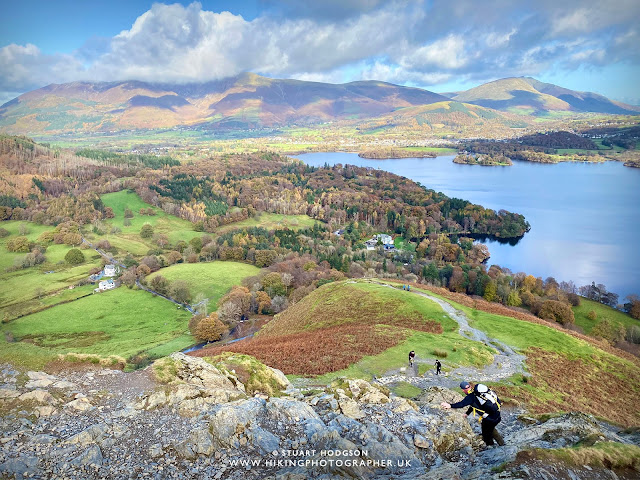How hard is Catbells? Cat Bells, Catbells, walk, Keswick, Derwent Water, Lakes, Lake District, map, route, best views, How long, How high,