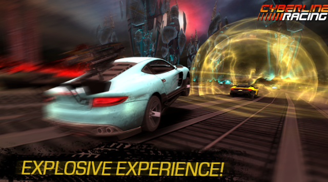 Cyberline Racing Mod Apk Data