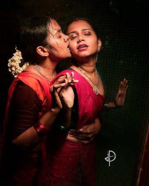 Rakhi Hariprasad and Kanmashi Meenu