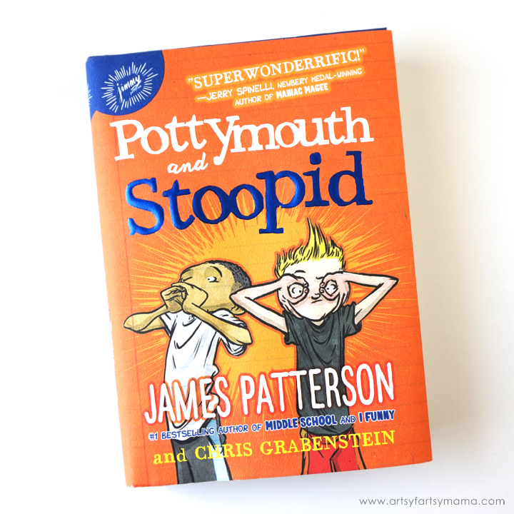 Help Stop Bullying with Pottymouth and Stoopid & Free Printable Anti-Bullying Bookmarks! #PottymouthandStoopid