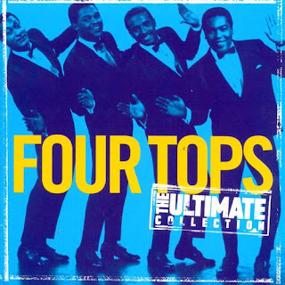 The Four Tops - Reach Out I'll Be There (1966) from the album The Ultimate Collection