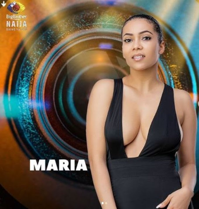 BBNaija: I Want All The Boys To Fall In Love With Me – Maria Says