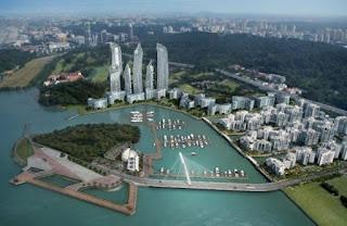 Keppel Harbour - MENGENAL PELABUHAN DI SINGAPURA