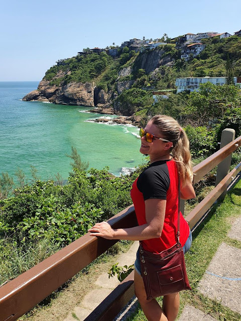Blog Apaixonados por Viagens - Praia da Joatinga - Rio de Janeiro