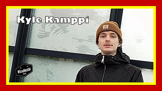 Kyle Kamppi Exclusive Interview w/ Mistah Wilson on WilsonBlock100 Radio