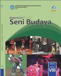 Buku Seni Budaya Guru Kelas 8 k13 2017
