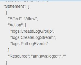 AWS Serverless Example | Technical references