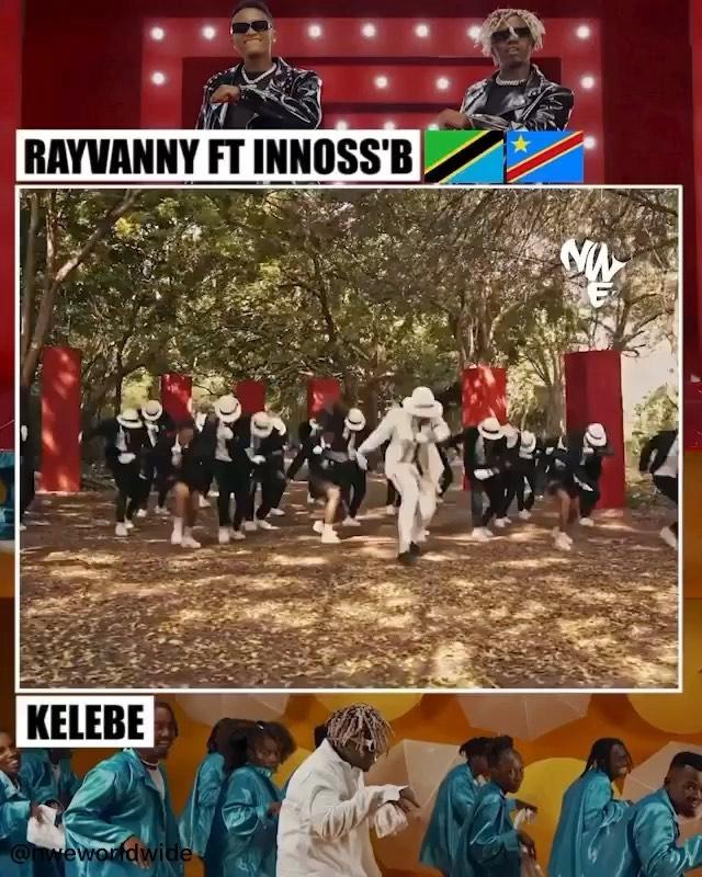 "[Video] Rayvanny – ""Kelebe"" ft. Innoss'B"