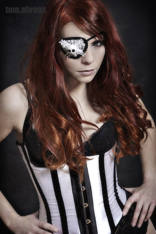 Hanny Honeymoon deviantart fotografia modelo fashion mulher beleza cosplay fantasia