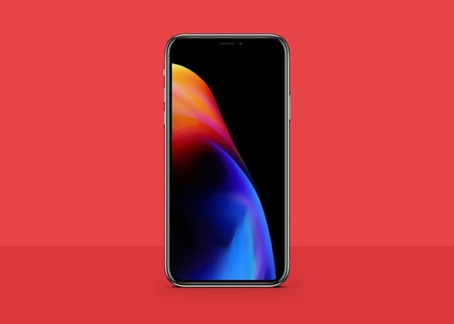 Download The Exclusive (PRODUCT)RED iPhone 8 And Plus Models Wallpaper Here
