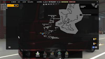Map M.I.I v0.1 ets2 1.15 up versi 1.22 - 1.41