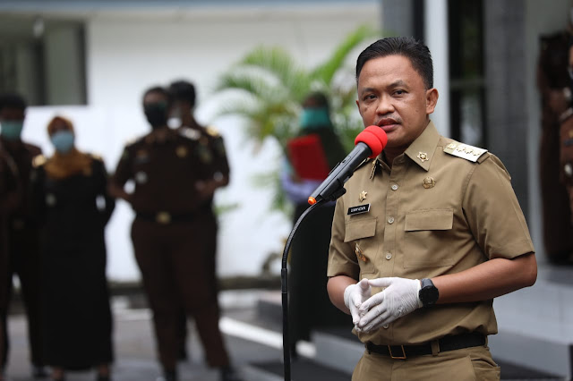 Ucapkan Duka untuk Sulbar, Bupati Bantaeng Siapkan Bantuan untuk Korban