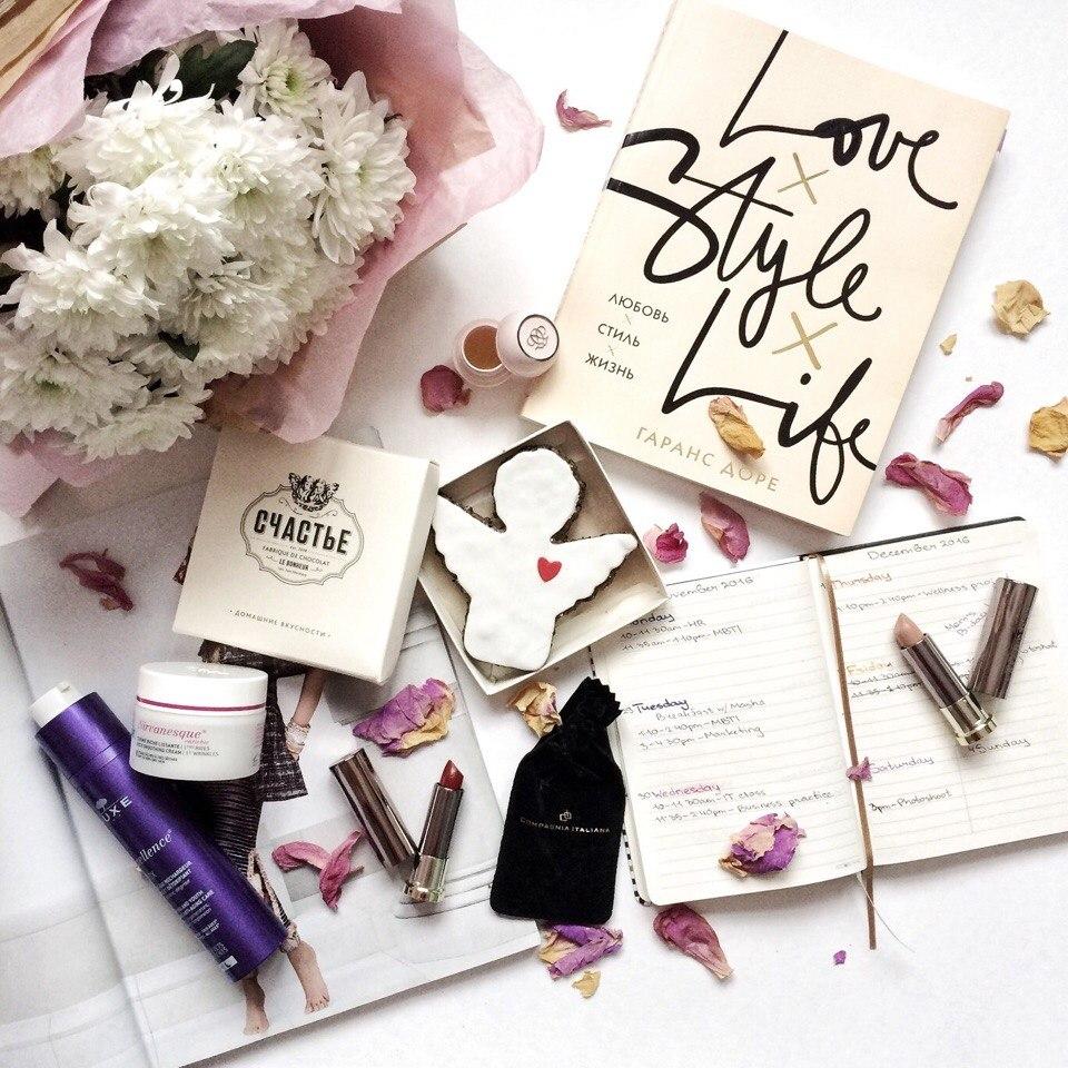 Love Style Life Book | Garance Dore | Flatlay