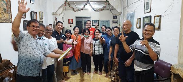 Dikunjungi DPP Sitohang, Pengurus Sitohang di Siantar Siap Jalankan Program