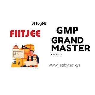 FIITJEE: Grand Master Package[PDF]