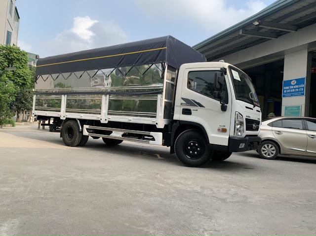 Xe tải Hyundai Mighty EX8 đời 2021