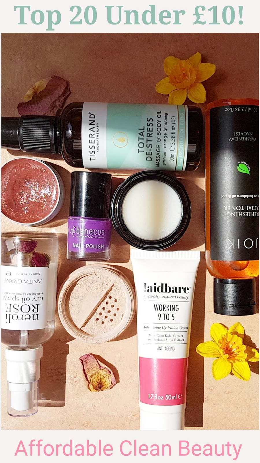 Affordable Green Beauty Roundup - Cheap Natural Products