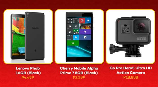 Chinese New Year 2017 Sale Gadgets