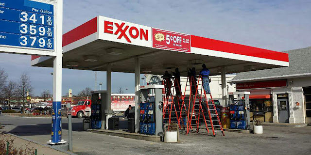 exxon station don't buy