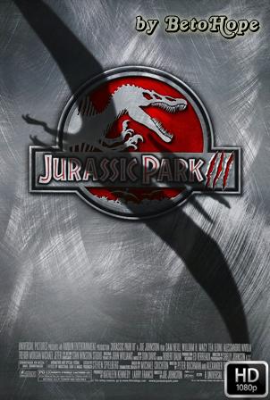 Jurassic Park 3 [2001] [1080p HD] [Latino-Ingles] [Google Drive] GloboTV