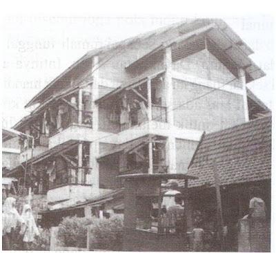 Rumah Susun Dupak, Surabaya