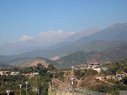 Lesser Himalayan Range
