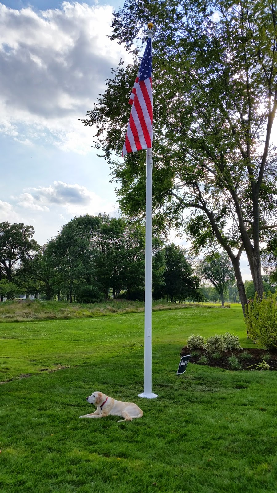Looking At Fiberglass Flagpoles Installation Butt Extension Benefits Flagrunners