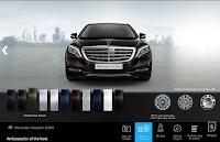 Mercedes Maybach S600 2015 màu Nâu Peridot 474
