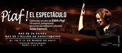 PIAF! EL ESPECTÁCULO MUSICAL