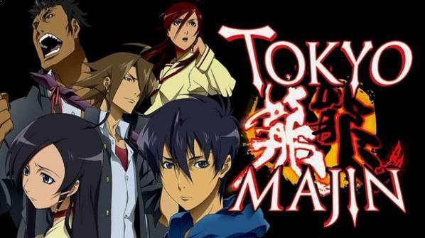 Tokyo Majin Gakuen Kenpucho: Tou - Daftar Anime Martial Arts Terbaik dan Terpopuler