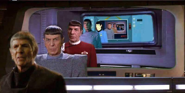 Spock through the ages