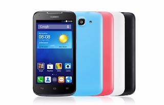 Harga Huawei Ascend Y520 Terbaru, Didukung dengan Layar 4.5 inch