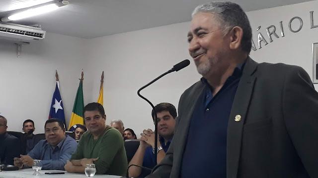 Resultado de imagem para ze carlos pré-candidato a prefeito