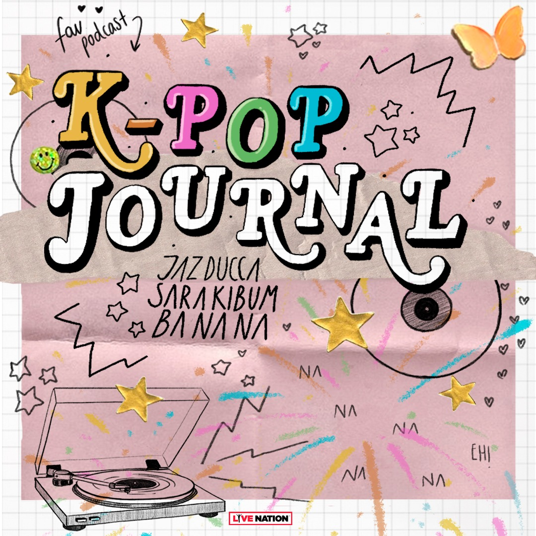 podcast kpop journal ep 2