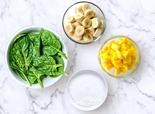 Easy and Tasty Green Smoothie Recipe